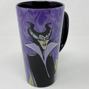 Disney Parks Exclusive Maleficent Coffee Mug Cup
